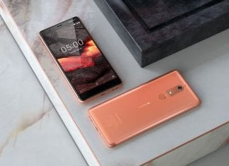 Nokia 5.1 Android One