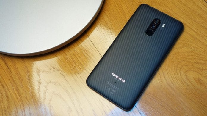 Xiaomi PocoPhone F1 Kenya
