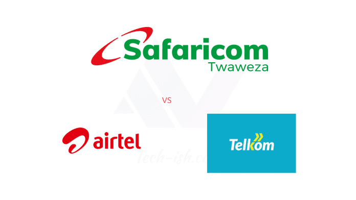Data war Safaricom Vs Airtel Vs Telkom