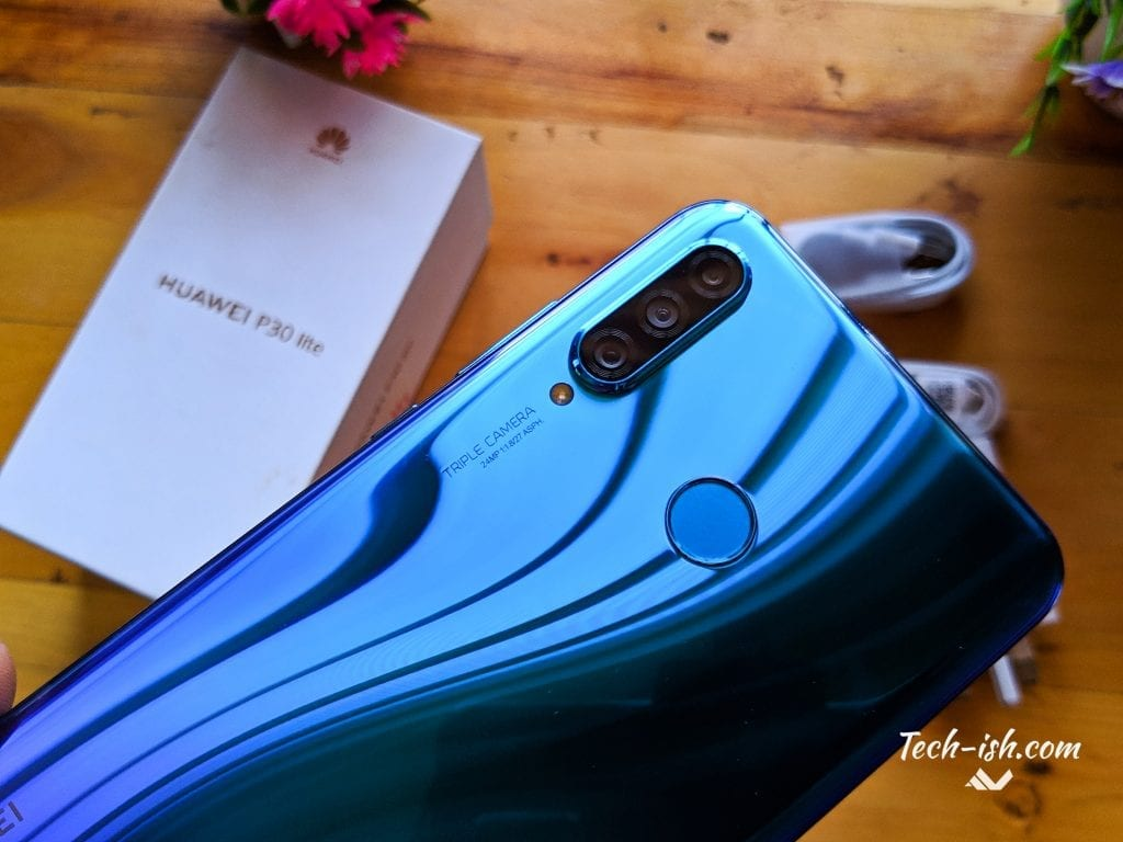 Huawei P30 Lite Full Specifications and Price in Kenya