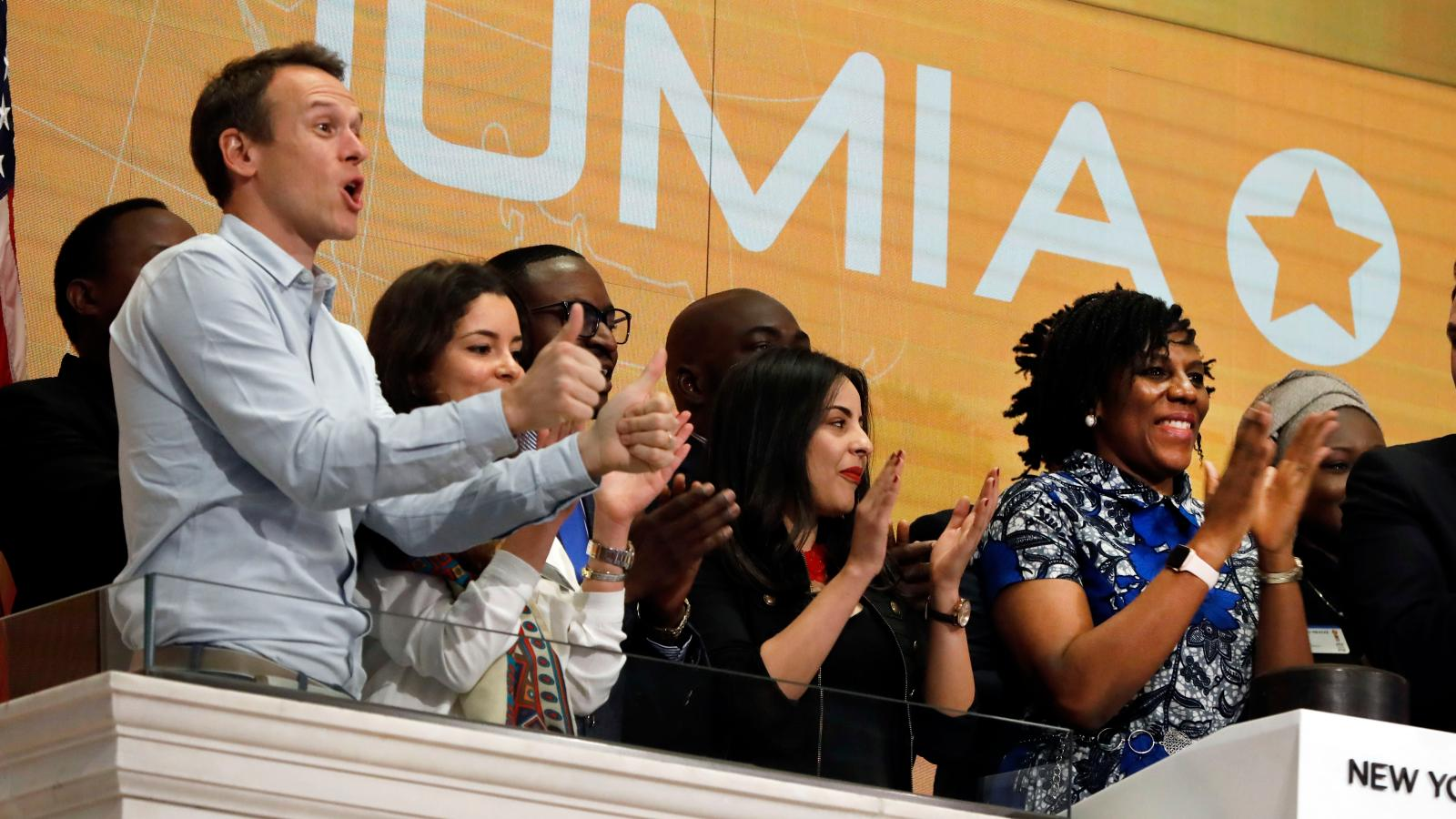 """""""iN AfRiCA tHeRE's noT eNoUGH dEVEloPers"""" says Jumia CEO post NYSE IPO"""