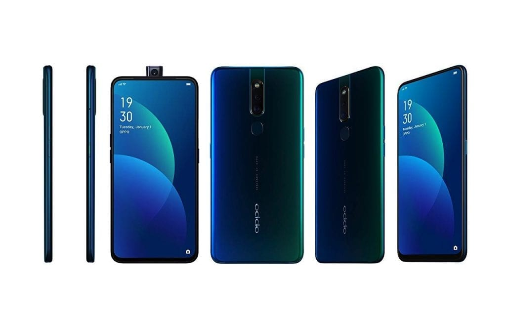 OPPO F11 Pro officially launched in Kenya for Ksh. 39,999