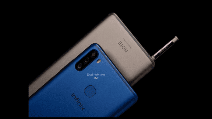 Official INFINIX NOTE 6 Stylus Kenya Price Specs
