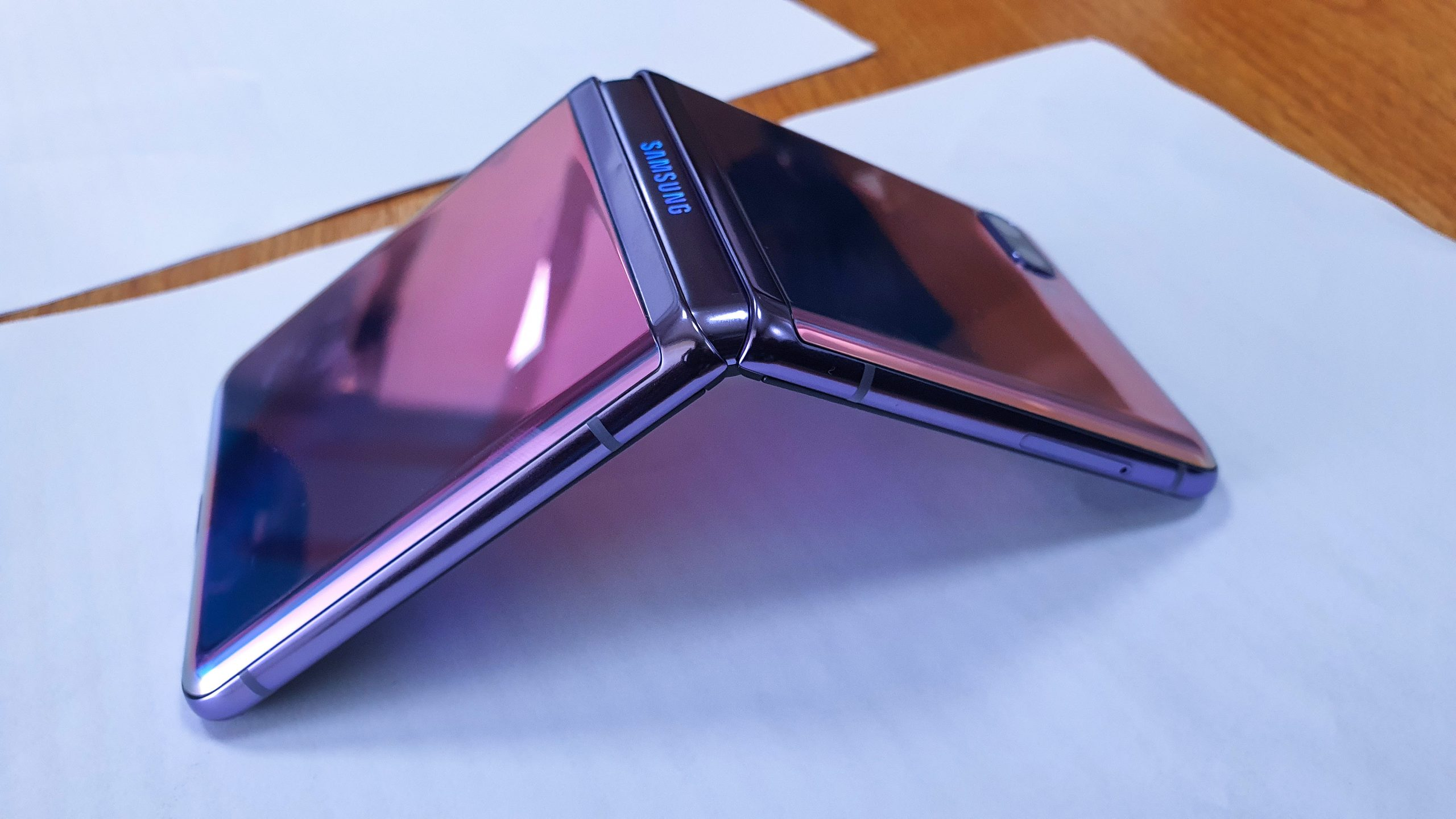 First Look At Samsung Galaxy Z Flip That Costs Kes 160 000