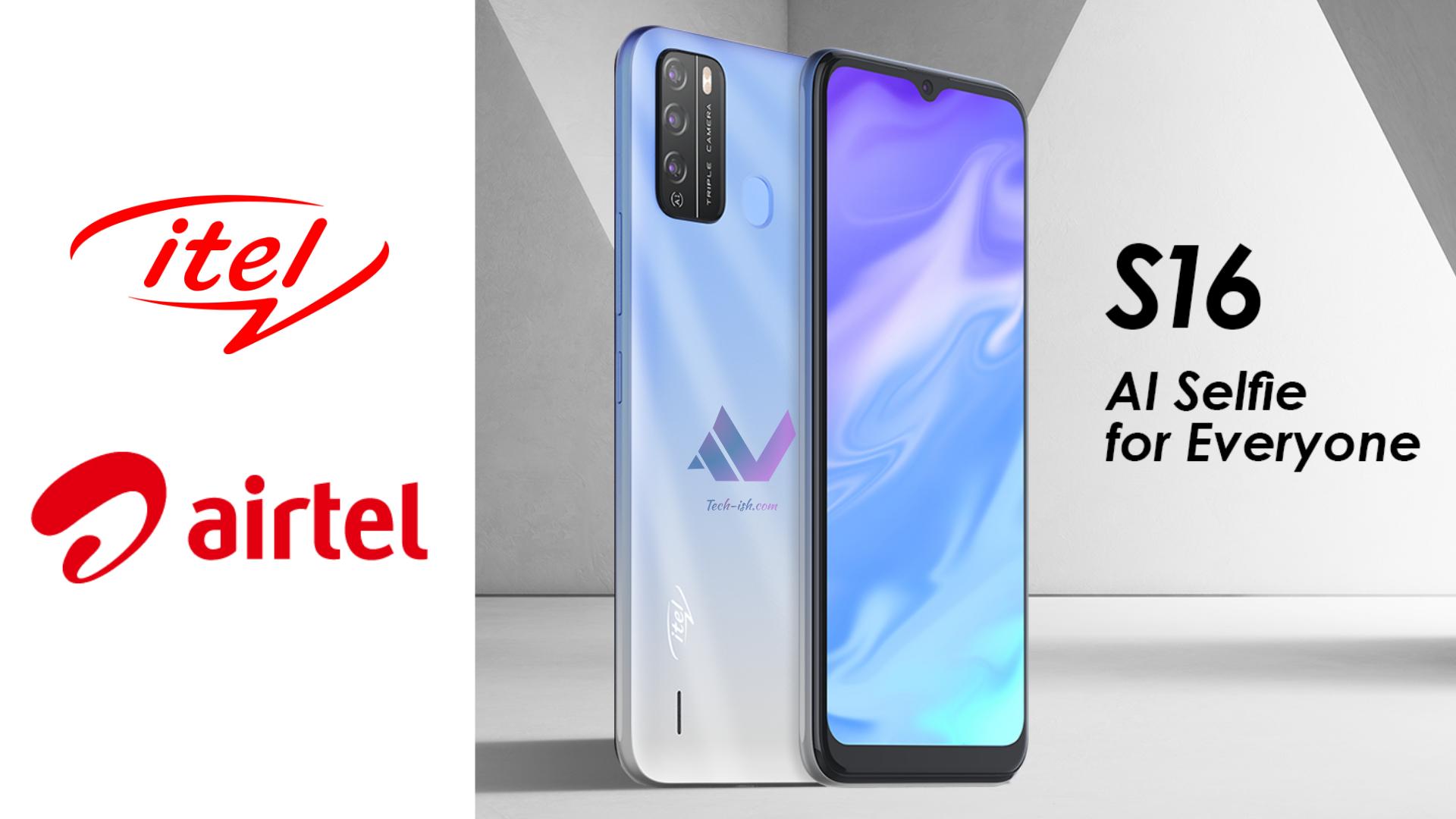 itel partnership with Airtel Kenya to offer customers free data